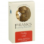 fruity oat mini bites