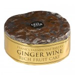 ginger wine rich fruit cake