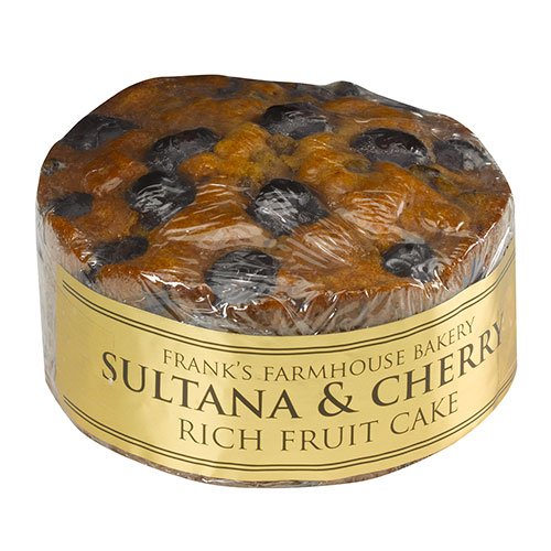 sultana cherry rich fruit cake